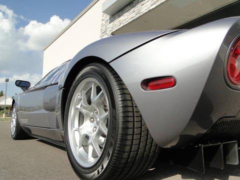 2006 Ford GT rear