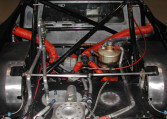 1989 Roush Racing, SCCA Trans Am Road Racing Series Chassis #009 engine