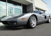 2006 Ford GT Tungsten/Gray Stripes driver side
