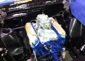 1966 Shelby GT350 Hertz engine