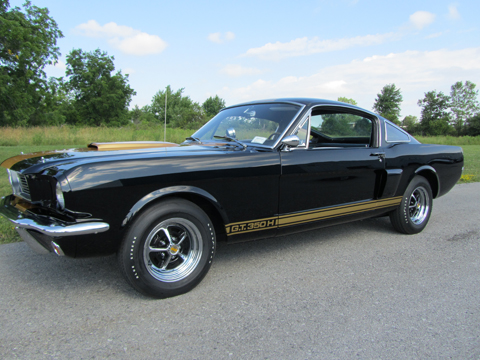 1966 Shelby GT350 Hertz driver side