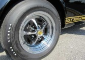 1966 Shelby GT350 Hertz tire