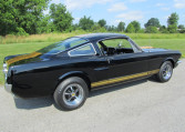 1966 Shelby GT350 Hertz passenger side