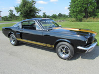 1966 Shelby GT350 restored by Fix Motorsports