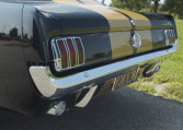 1966 Shelby GT350 black taillights