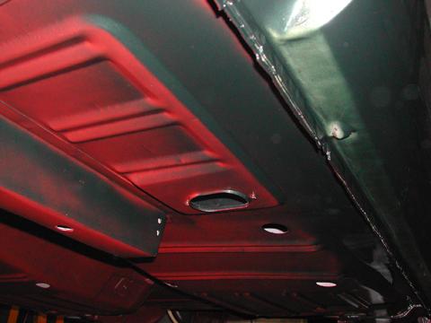 1966 Shelby GT350 body