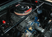 1966 Shelby GT350 engine