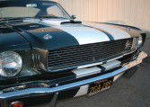 1966 Shelby GT350 headlights