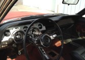 1967 Ford Mustang Fastback steering wheel
