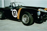1963 Shelby Cobra restored by Fix Motorsports