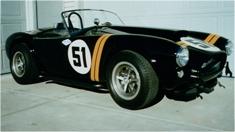 1963 Shelby Cobra restored by Fix Motorsports