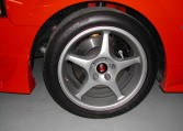 2000 Ford Mustang Cobra R tire