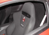 2000 Ford Mustang Cobra R driver seat
