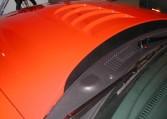 2000 Ford Mustang Cobra R hood