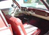 1966 Ford Mustang Survivor front seats