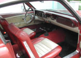 1966 Ford Mustang Survivor passenger door