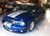 2008 Shelby GT500 KR front