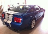 2008 Shelby GT500 KR rear