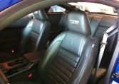 2008 Shelby GT500 KR seats