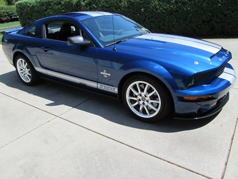 2008 Shelby GT500 KR sold by Fix Motorsports