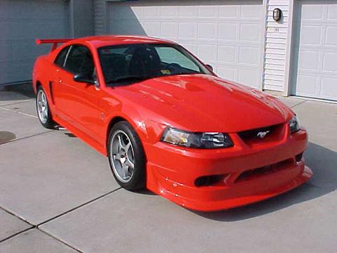 2000 Ford Mustang Cobra R Fix Motorsports