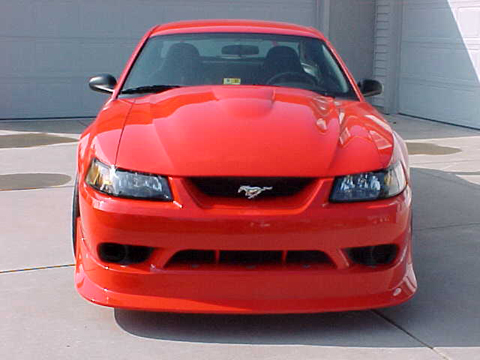 2000 Ford Mustang Cobra R sold by Fix Motorsports