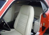 1970 Ford Mustang Boss 302 driver seat