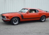 1970 Ford Mustang Boss 302 restored by Fix Motorsports
