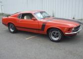 1970 Ford Mustang Boss 302 passenger side