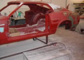 1970 Ford Mustang Boss 302 driver side
