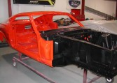 1970 Ford Mustang Boss 302 body