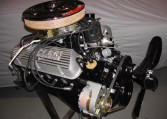 1965 Ford Mustang GT Fastback engine