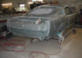 1965 Ford Mustang GT Fastback body
