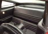 1966 Shelby GT350 backseats