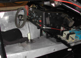 1989 Roush Racing, SCCA Trans Am Road Racing Series Chassis #009 interior