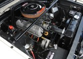1965 Shelby GT350 engine