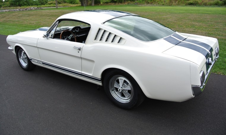 1965 Shelby GT350 driver side
