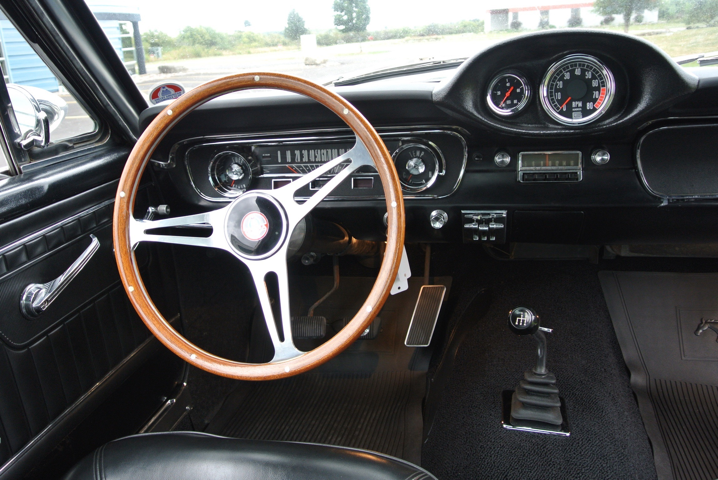 1965 Shelby Gt350 Interior Fix Motorsports
