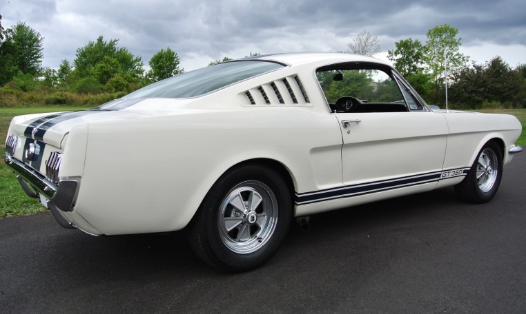 1965 Shelby GT350 passenger side