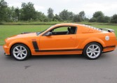 2007 Saleen Mustang Parnell Jones Edition driver side