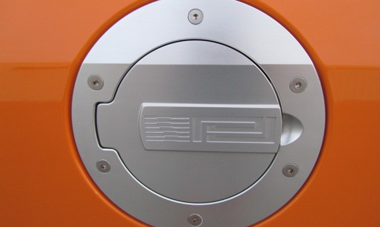 2007 Saleen Mustang Parnell Jones Edition gas