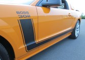2007 Saleen Mustang Parnell Jones Edition driver side