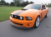 Fix Motorsports 2007 Saleen Mustang Parnell Jones Edition driver side