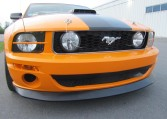 2007 Saleen Mustang Parnell Jones Edition front