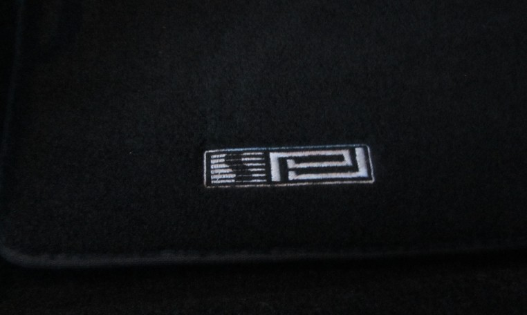 2007 Saleen Mustang Parnell Jones Edition floor mat