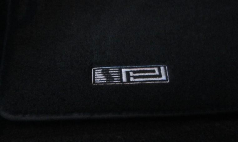 2007 Saleen Mustang Parnell Jones Edition floor mat