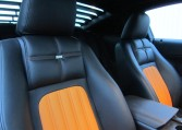 2007 Saleen Mustang Parnell Jones Edition seats