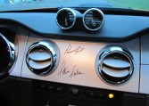 2007 Saleen Mustang Parnell Jones Edition dashboard