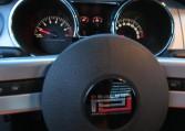 2007 Saleen Mustang Parnell Jones Edition steering wheel