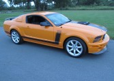 2007 Saleen Mustang Parnell Jones Edition passenger side